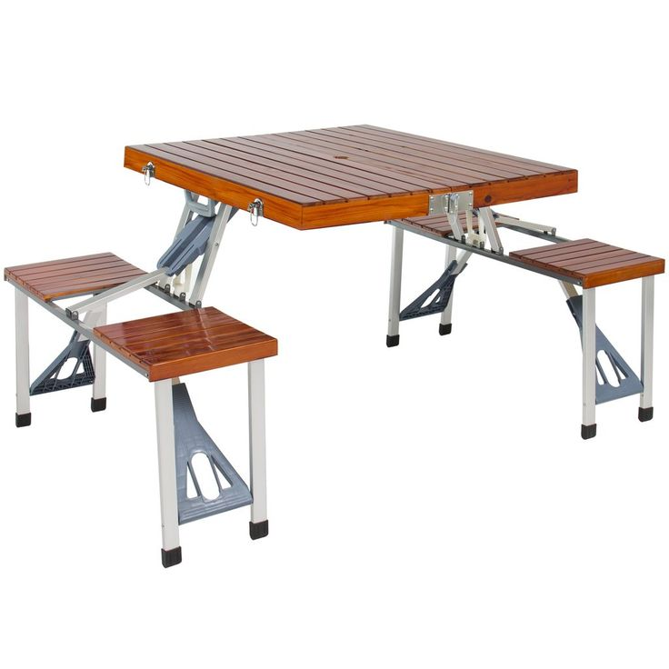 fold up picnic table best 25 folding picnic table ideas on folding 10414