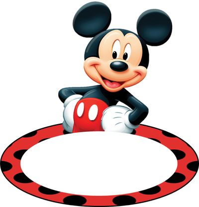 Free Mickey Mouse Party Ideas - Creative Printables