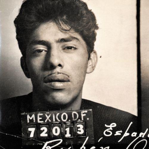 Guerriglieri, banditi e serial killer: foto segnaletiche dal Messico di metà Novecento