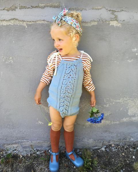 CHUPETIN RETROBLÅ T-STROPP – Hola Lola #childrensshoes #kids #shoes #holalola_no