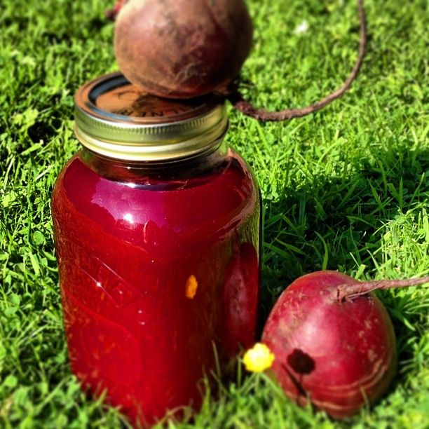 Beautiful Beetroot juice!
