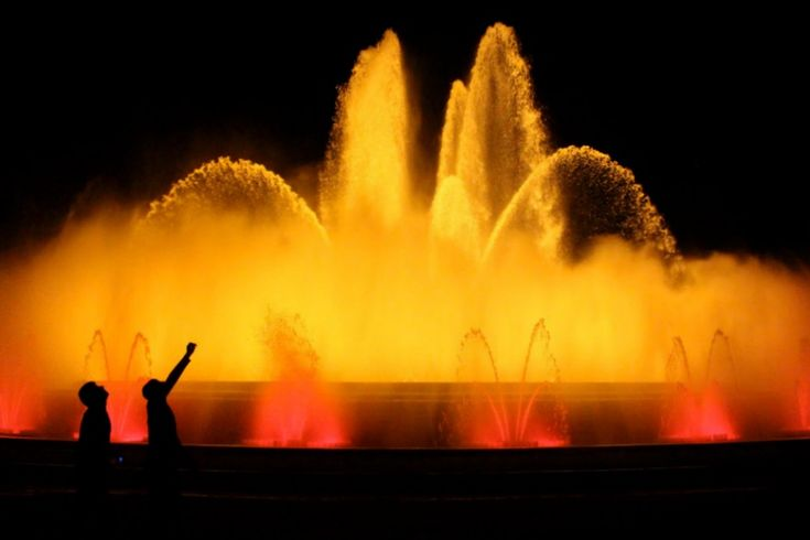 The Magic Fountain of Montjuic, Barcelona | Spain Attractions