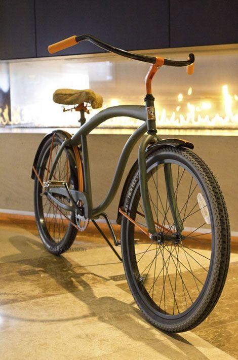 Villy Custom Cruiser Bike Design ~ designcombo
