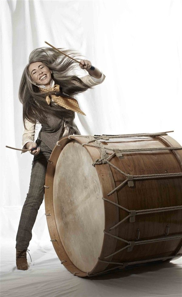 As a female, profoundly deaf percussionist Evelyn Glennie has triumphed over adversity and after 25 years in business she continues to inspire audiences all over the world to 'listen'.