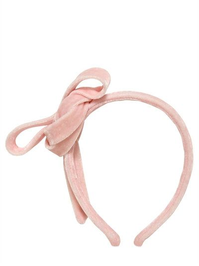 #DrStyle and Zippertravel. Blush velvet headband.