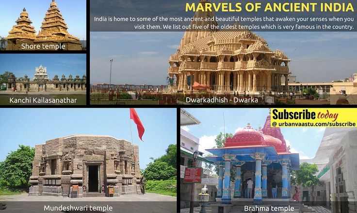 #Architecture : Marvels Of Ancient India