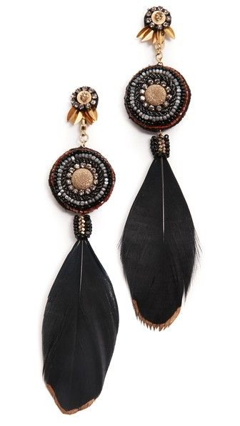 Deepa Gurnani Ester Earrings | SHOPBOP