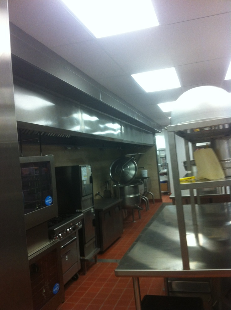 Hoodmart Commercial Kitchen Exhaust Hood Hoodmart Hood Installation At Cuomo Catering