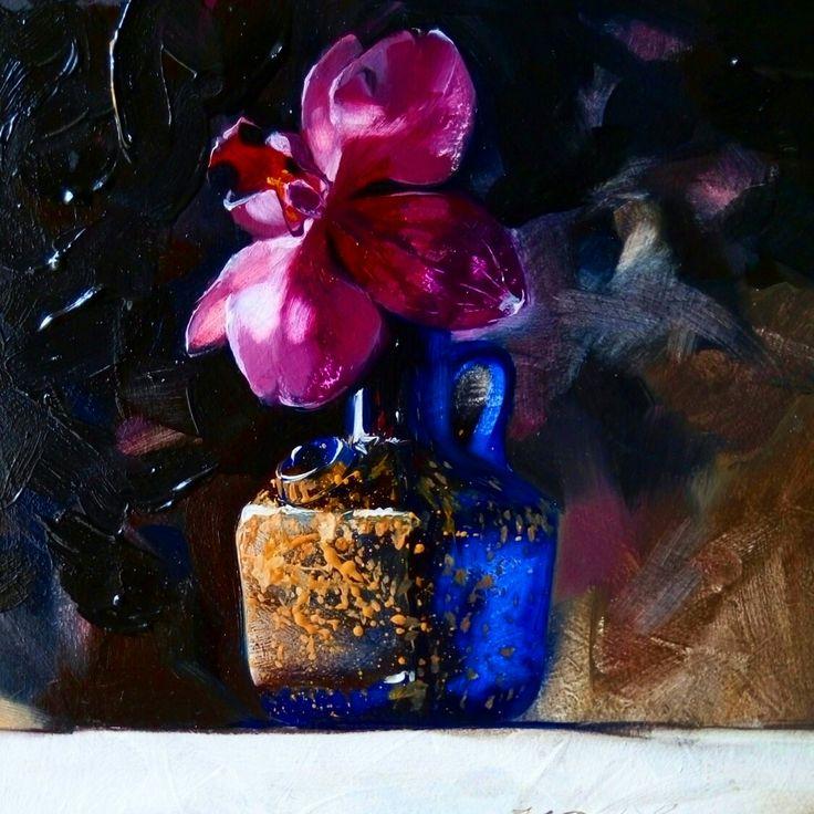 Floral still life. Derevyanko Natali