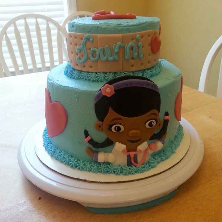 Doc Mcstuffins Cake Decorating Kit : 40 best images about Doc Mcstuffins Cake on Pinterest Doc mcstuffins cake topper, Doc ...