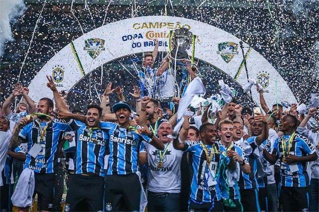 Atlético é dominado em campo e Grêmio leva penta da Copa do Brasil