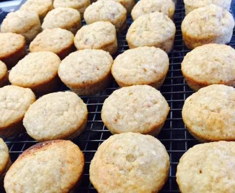 Recipe ABCD School Muffins by Karli78 - Recipe of category Baking - sweet