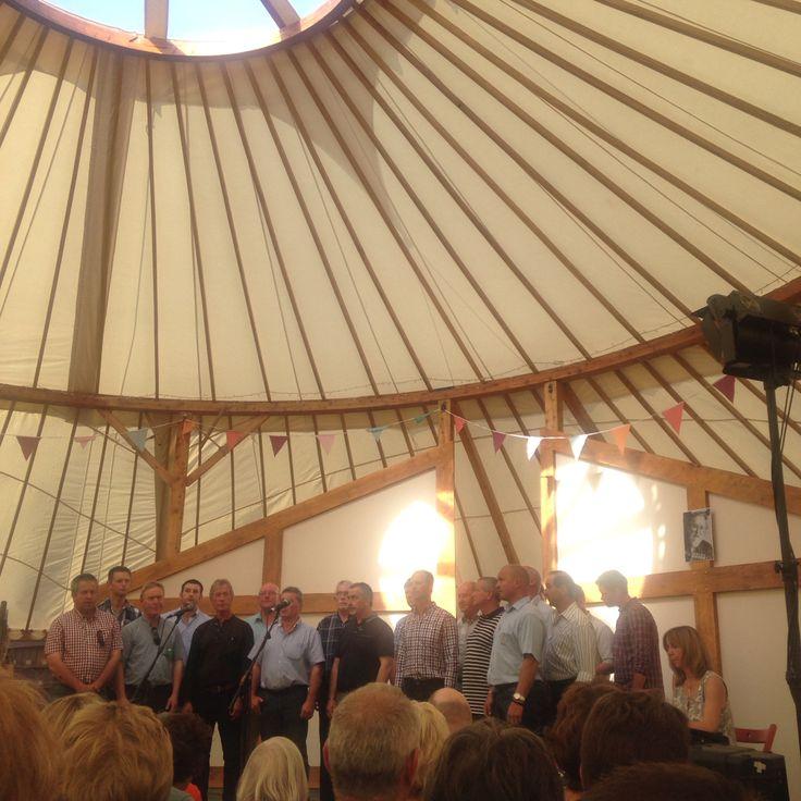 Y Ty Gwerin - Eisteddfod Genedlaethol Maldwyn a'r Gororau 2015