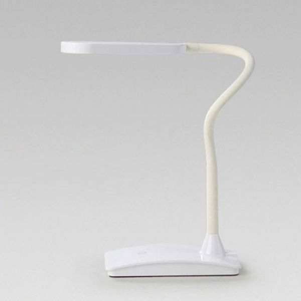 Folding Dimmable Eye Protective Touch Sensitive Control 3 Lighting Modes Led Reading Desk Lamp Table Light White Eu Plug Lamp Light Table Desk Lamp