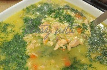 Sebzeli Somon Çorbası