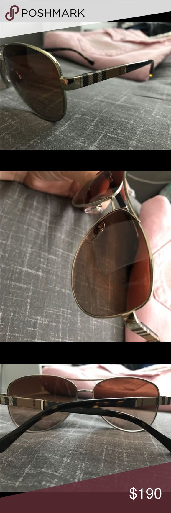 Burberry Sunglasses Burberry sunglasses, brand new! Burberry Accessories Glasses
