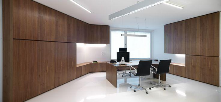 BFA | GP office #architecture #mountains#interior #design #contemporary #modern #wood #steel #colors #color #minimal #glass #resin #Pergine #Valsugana #Trentino #Alto #Adige #Italy #studio #progettazione #architettura #interni #esterni #Trento #Bolzano