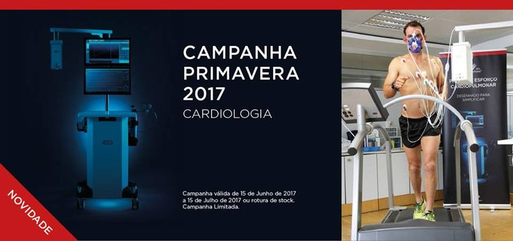 CAMPANHA PRIMAVERA 2017 - CARDIOLOGIA