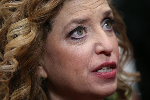 """Rep. Debbie Wasserman Schultz threatened the chief of the U.S. Capitol Police with """"consequences"""" for holding equipment that she says belongs to her."""