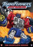 Transformers Armada: The Complete Series [7 Discs] [DVD]