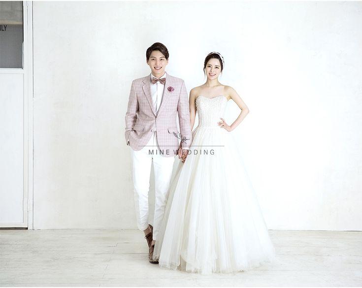 Korea Pre Wedding Dimage Studio New Sample 'TAKE 1' (30)