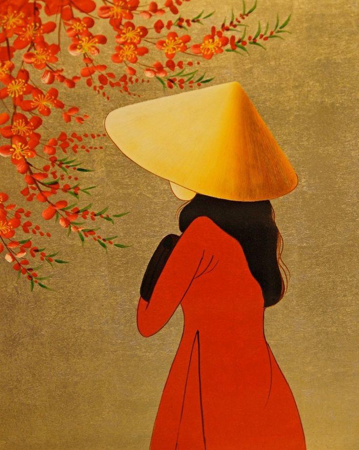 Laque, activité artisanale incontournable au Vietnam qui remonte au 14ème siècle, la Chine la pratique depuis plus de 2000ans...