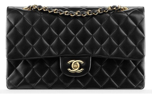 Get Your Classic Bag Out for Valentines Day #Chanel