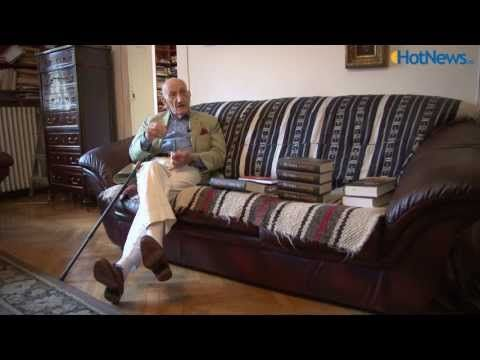 Interviu Neagu Djuvara - YouTube