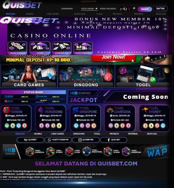 Quisbet Bandar Togel Quisbet Bandar Togel Online Persandian Indonesia Lorem Ipsum