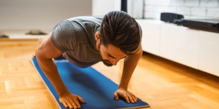 10 базовых упражнений, которые нужно включать в каждую тренировку - https://lifehacker.ru/2016/12/22/10-best-bodyweight-exercises/