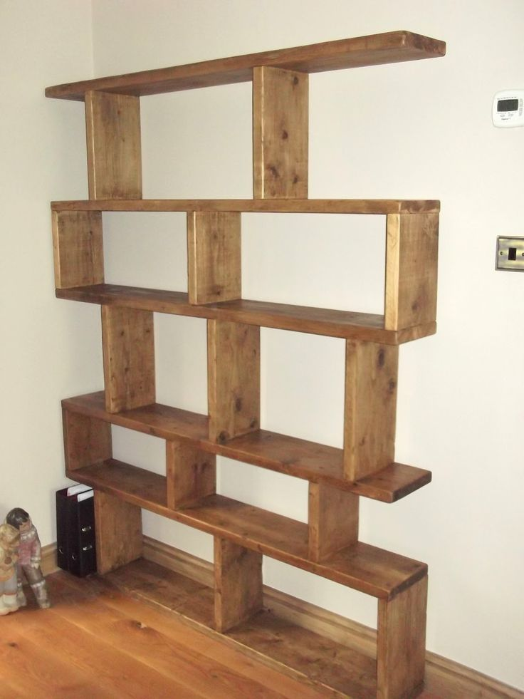 1000 Ideas About Free Standing Shelves On Pinterest