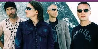 427. U2 - New Year's Day