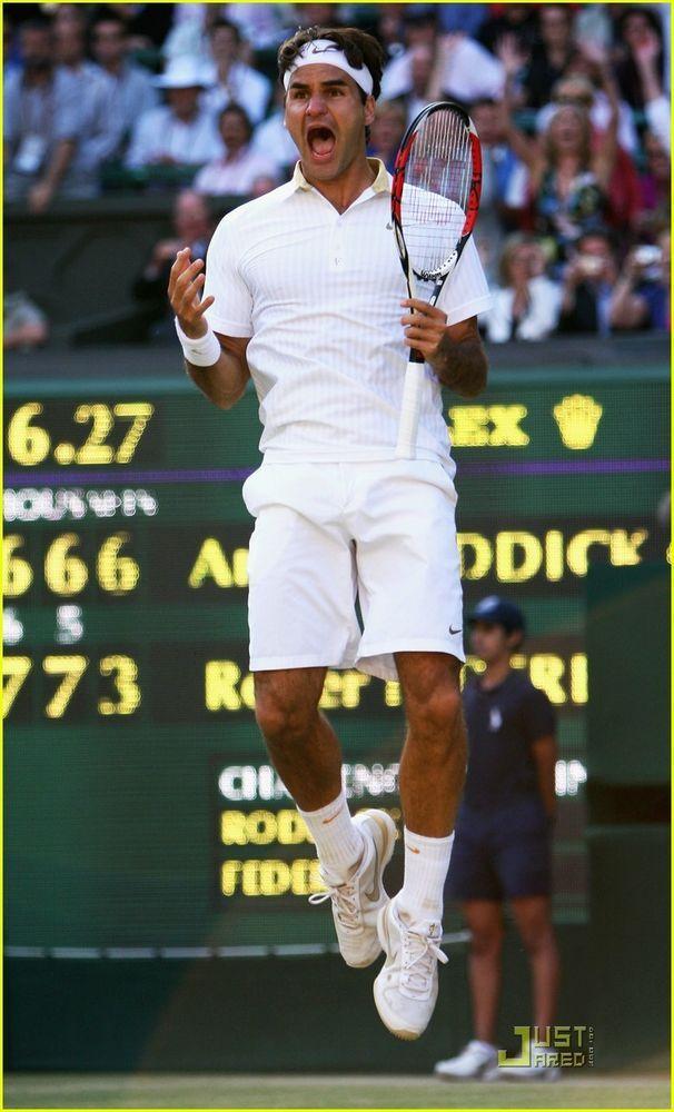 Nike Roger Federer Wimbledon 09 Polo Large – Tennis Nadal Agassi #Nike #ShirtsTops