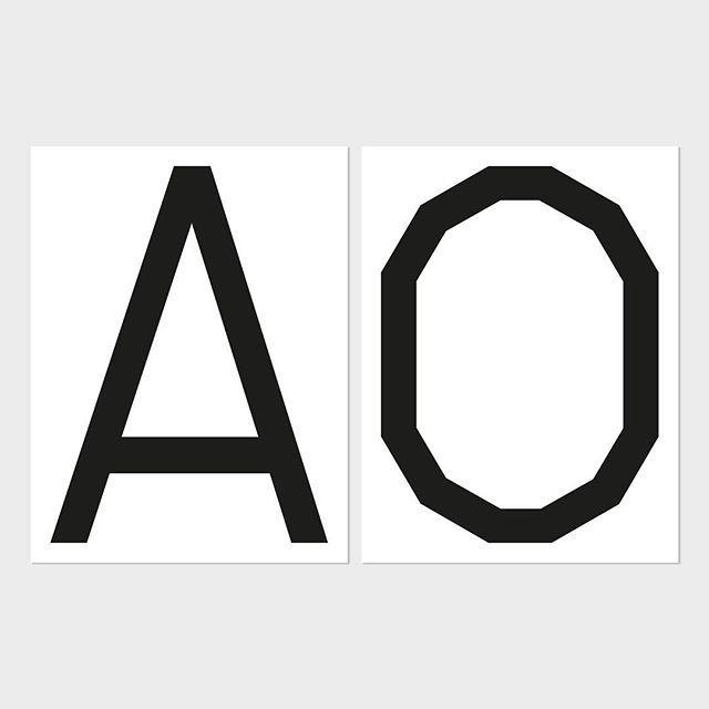 A-O #p_a_n_o_r_a_m_a #DIN #A0 #poster #typing #newfont #glyphs #funwith #type #typography #graphicdesign #design #blackandwhite #inprogress #printisnotdead #visual #drafts #poster #supplyanddesign