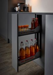 PEKA Libell Snello 200mm Base Unit Pull-Out | Supplier - LDL Kitchen and Furniture Fittings & Accessories