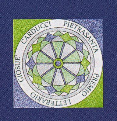 """Logo realizzato dall'allievo Gabriel Catini, vincitore della IV edizione del concorso Premio Carducci - La Poesia nella Scuola, a.s. 2011/12. Liceo artistico """"Stagio Stagi"""" Pietrasanta."""