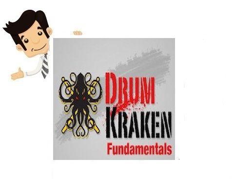 O Curso online Drum Kraken Fundamentals criado pelo baterista e percussionista Derek Melo, é composto por 33 vídeos divididos em 3 módulos, disponíveis através de Login e Senha em uma área de membros exclusiva: