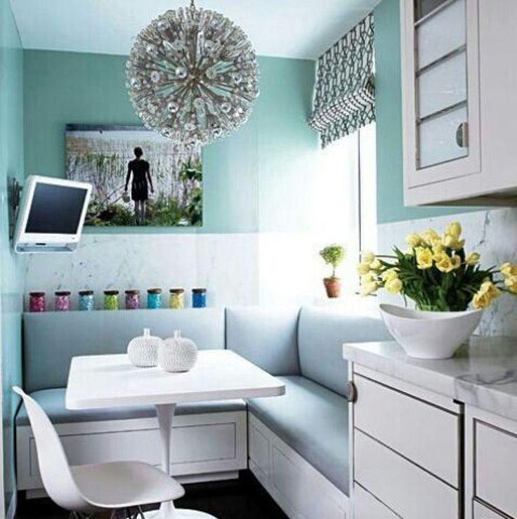 M s de 25 ideas incre bles sobre mesa rinconera de cocina - Mesa rinconera cocina ...