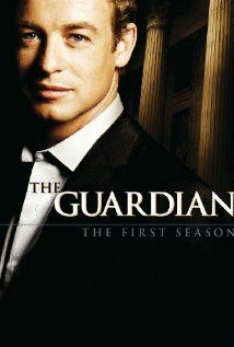 The Guardian (2001-2004) TV series: a flawed show which is more than redeemed by the magnificent performance of Simon Baker as Nick Fallin