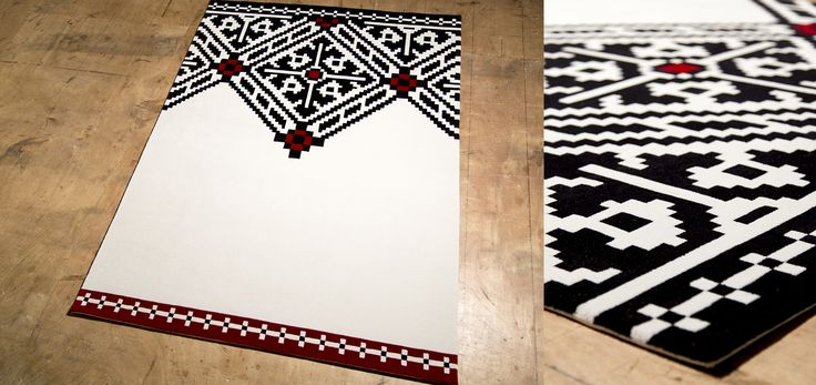 Edgy Rug by Dare to Rug  Available dimensions: 1.2 x 1.7 m; 1.7 x 2.4 m Manufacturing technique: Hand Tufted Fiber content : 100% New Zealand wool Total height aprox.: 20 mm Backsizing : Cotton  #daretorug #handtufted #rug #interiordesign