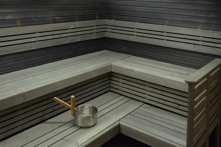 For the sauna..  Verus-laude - valmistaja Warkop