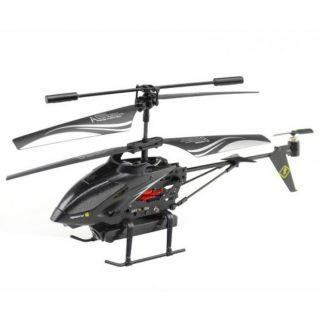 iPhone Remote Control Helicopter for Kid 3 Channel Gyro RC Helicopter Toy:  USD $40.63