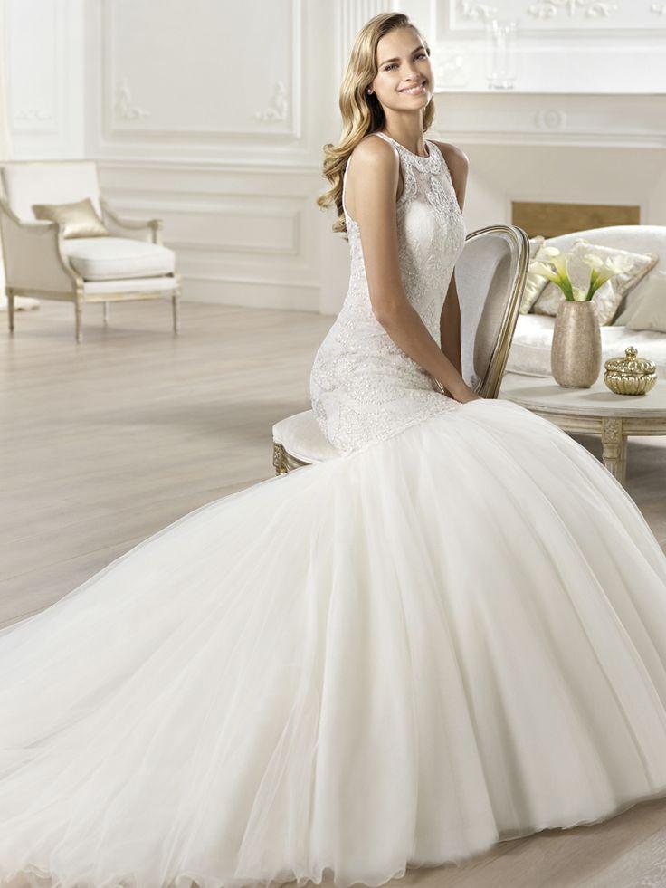about Wedding Pronovias on Pinterest  Pronovias Bridal, Pronovias ...