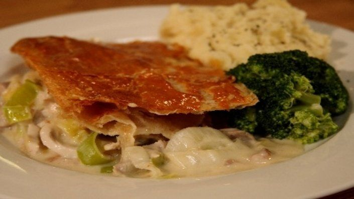 Photo of Turkey and Leek Pie
