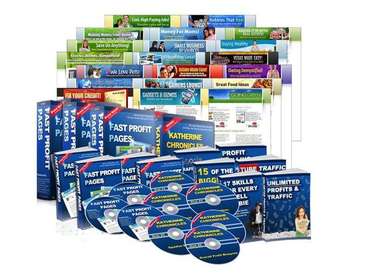 Fast Profit Pages - FastProfitPages