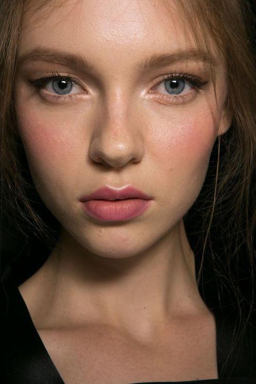 Beauty at Dolce & Gabbana Spring / Summer 2016