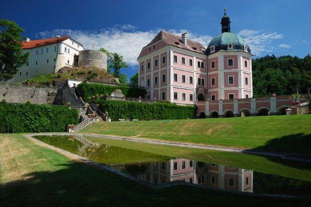 Castello di Becov Nad Teplou