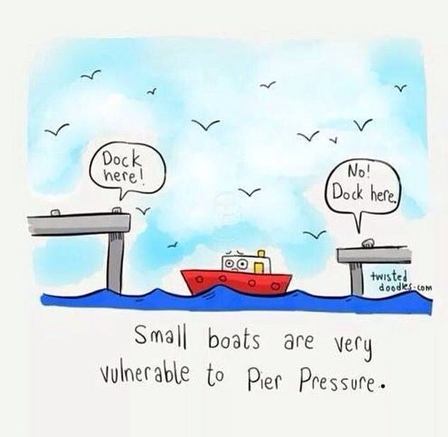 Best Boat Humor Images On Pinterest Words Funny Boat And Haha - 22 funny puns brought to life with cute illustrations