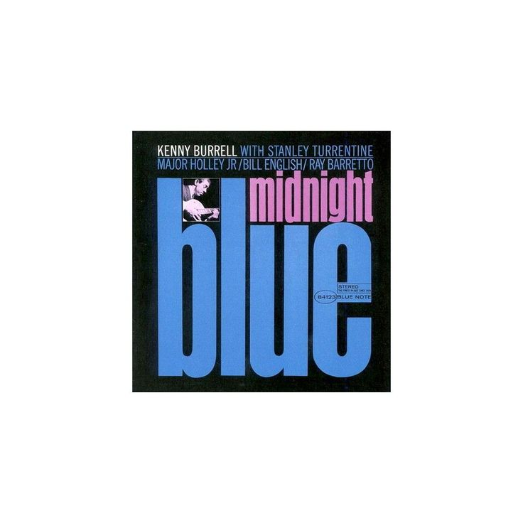 Kenny Burrell - Midnight Blue (Vinyl)