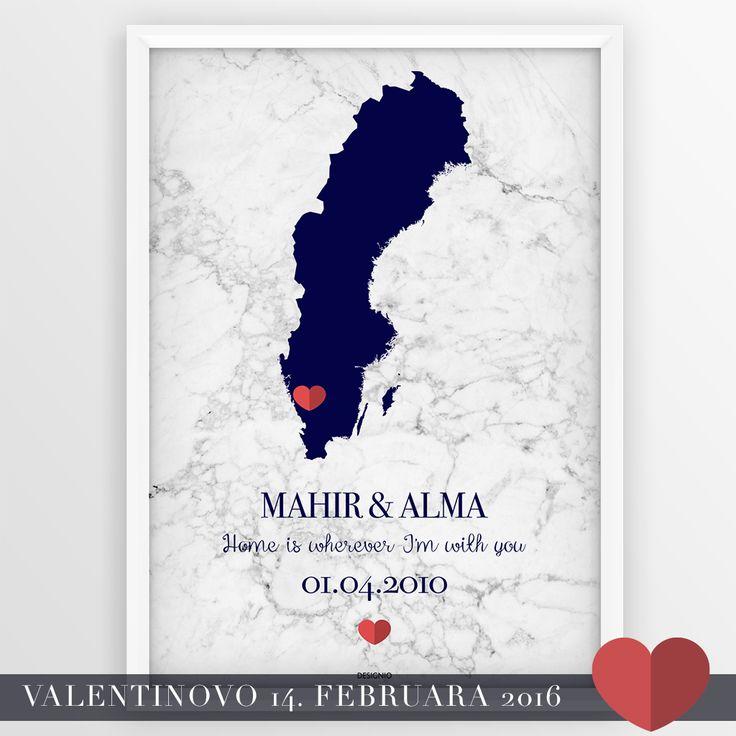 Valentinovo - Home Is (Sa Vasim Podatcima)